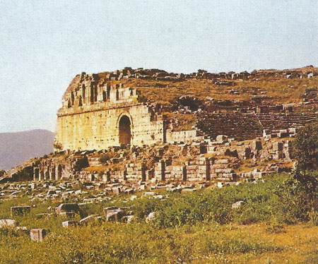 The city state of Miletus