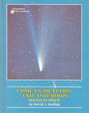 Comets, Meteors, and Asteroids book cover