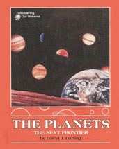 planets book cover
