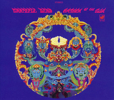 Grateful Dead album cover